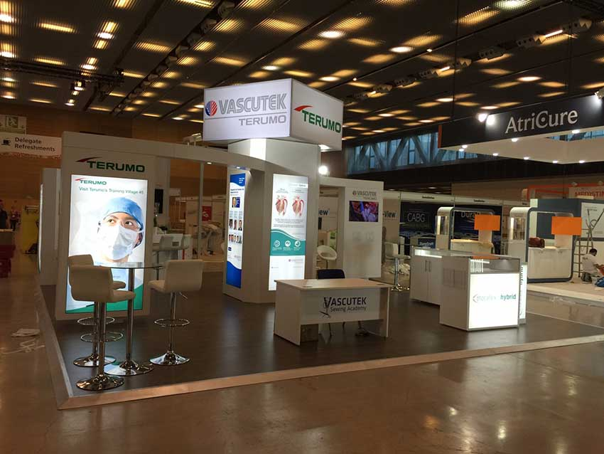 Exhibition Stand Singapore : Online exhibition portfolio applemed exhibitions